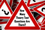 How Many Questions Are on the Theory Test?