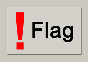 Theory Test Flag Button