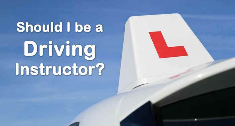 Should I Be a Driving Instructor?