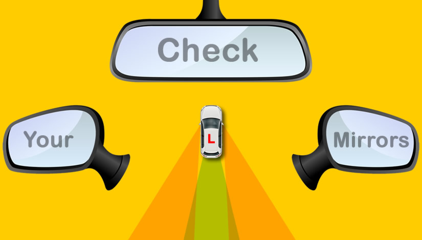 When Should You Check Your Mirrors?
